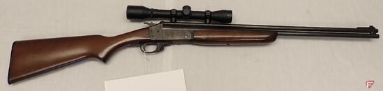 "SAVAGE MODEL 24 .22LR/.410 BREAK ACTION COMBINATION GUN, 24"" BARRELS"
