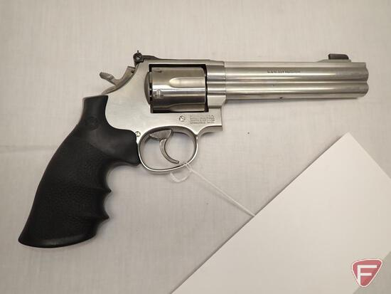 SMITH & WESSON 686-4 .357 MAGNUM DOUBLE ACTION REVOLVER