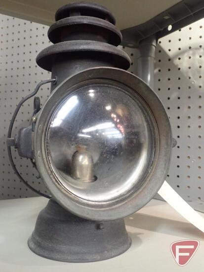 VINTAGE DIETZ UNION DRIVING LAMP