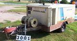 Ingersoll Rand 375cfm Trailer Air Compressor