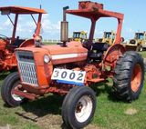 Ford 200 Diesel Tractor