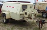 240 Cfm Trailer Type Compressor