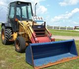 Ford 455c Industrial Tractor Loader
