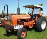 Ford 5600 Diesel Tractor