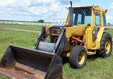 Ford 545 Industrial Tractor Loader