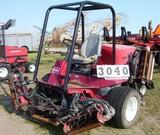 96 Toro Rm6700 D 03807- 5490hrs Ue4497