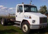 1999 Frieghtliner Fl70 Cab And Chasis