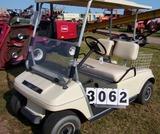 91 Club Car Electric Golf Car W/top