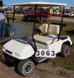 00 Columbia Par Car Gas Golf Car W/top