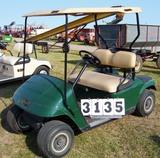 02 Ezgo Gas Golf Car G302 Green