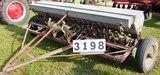 Case 10ft Grain Drill W/ Grass