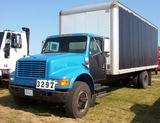 90 Ihc 4700 5/2spd W/navistar C185 Diesel