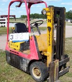 Hyster H30e L.P. Forklift Sn#b1d9028r