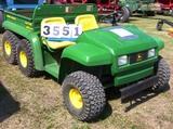 Jd 6x4 Gator W/522 Hrs. New Battery