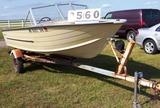 1972 Starcraft Boat (no Motor)
