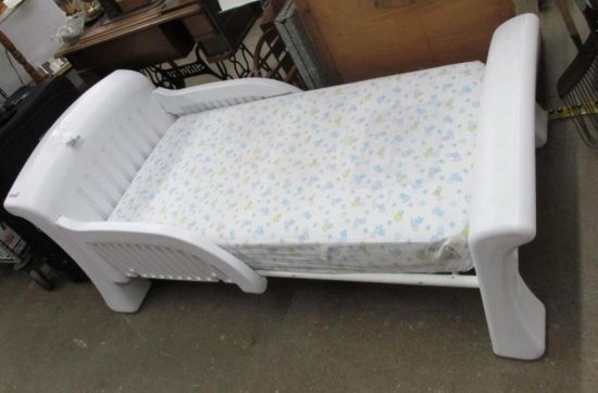 Costco Plastic Toddler Bed With Mattress