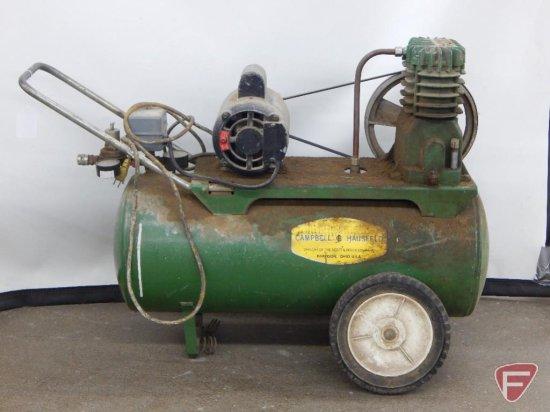 Campbell Hausfeld Air Compressor Motor : Campbell hausfeld air compress auctions online proxibid
