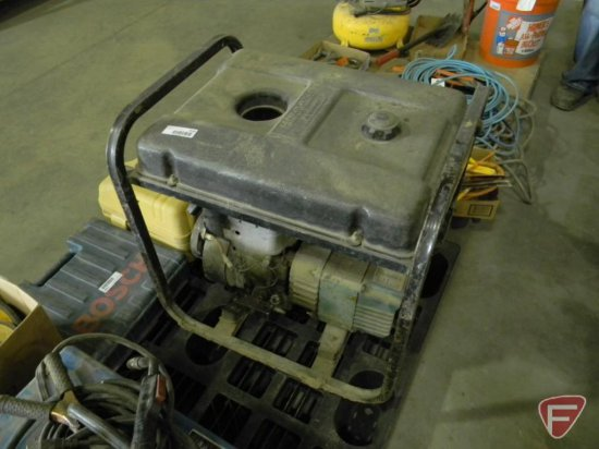 Coleman Powermate 4000 Powerbase Extended Run Electric