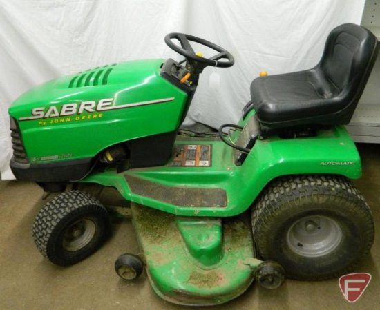 John Deere Sabre Riding Lawn Mower Manual Best Deer Photos Water