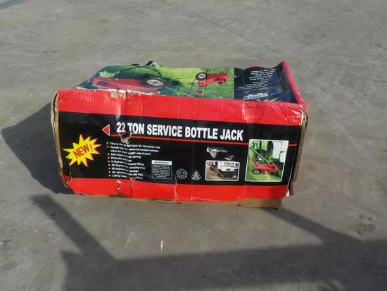22 Ton Service Jack