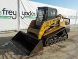 2006 ASV Posi Track RC100 Tracked Skidsteer Loader, Piped c/w Bucket, A/C,