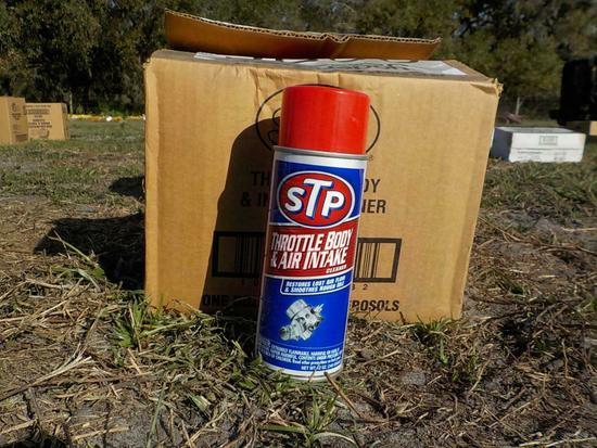 STP Choke and Carb Cleaner (12 in case) (2 of)
