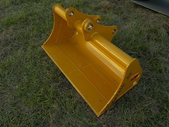 """Teran  Cleaning Bucket to suit CAT 416 48"""" (0.23 M³)"""