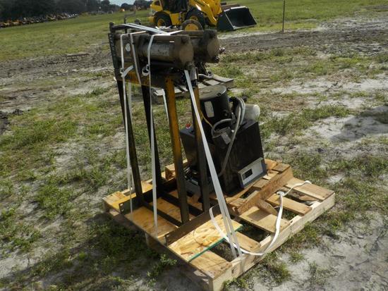 Hose Press, Electric Pump