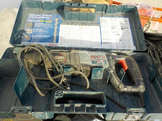 Bosch Rotary Hammer c/w Case