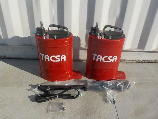 Teran  Universal Grease Pump (2 of)