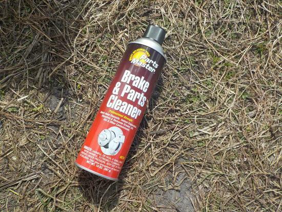 Blue Mountain Brake Cleaner (12 Per Case) (5 of)