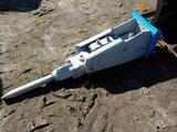 NPK H2XA Hydraulic Hammer 50mm Pin to suit 6-8 Ton Excavator