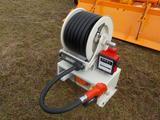 Diesel Pump, 110 volt c/w Meter, 25' Hose