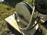 Hydraulic Hose Reel c/w 2000 psi, 50' Hose