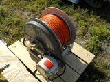 Hose Reel, Electric Powered c/w 5000 psi, Dual Hose