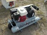 5.5 HP 10 Gal Iron Horse Air Commpressor (1 Year Factory Warranty)