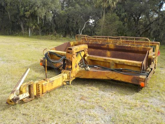 Reynolds Pull Pan (BEING SOLD AS LOT 4339A)