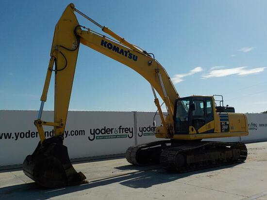 Yoder & Frey Heavy Equipment Auctions Kissimmee