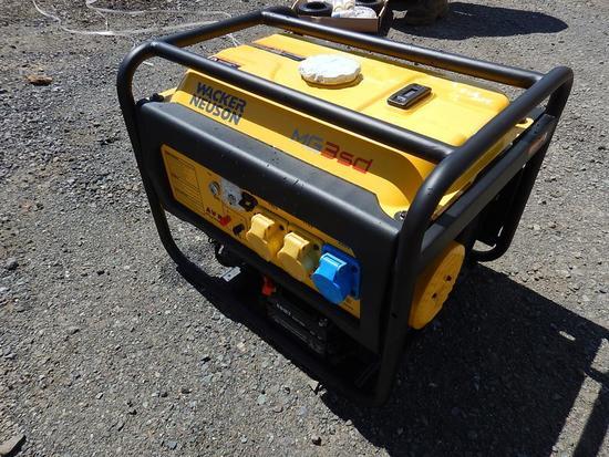 Wacker Neuson MG3 3.0Kw Air Cooled Petrol Generator