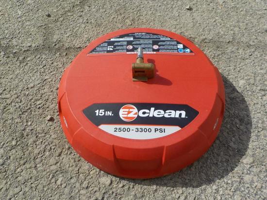 "15"" EZ Clean -2500-3300 PSI Surface Cleaner Attachment"