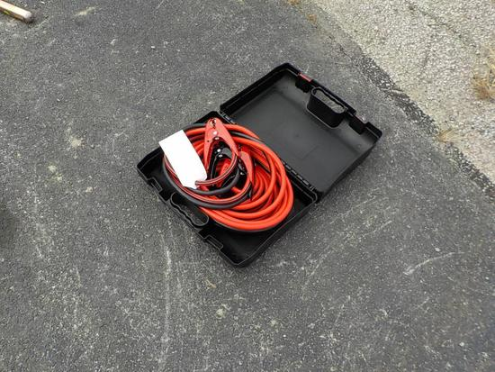 25' 800 Amp Extra Heavy Duty Booster Cable