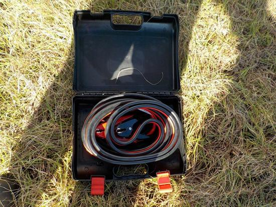 25ft 800 Amp Extra Heavy Duty Booster Cable