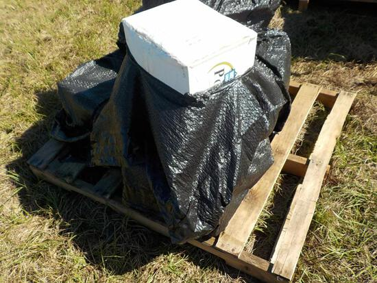 6 Cases of Posiware Throw Away Coveralls