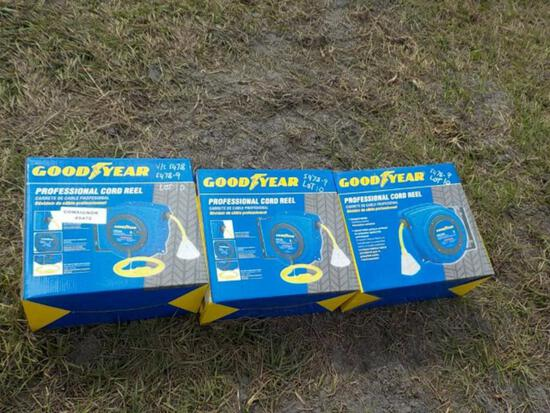 Goodyear Professional Cord Reel