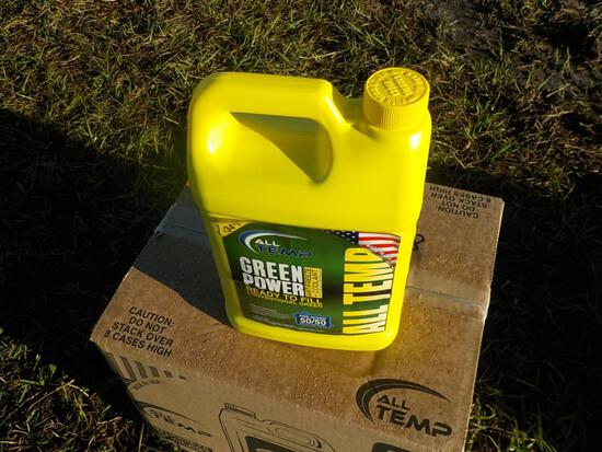 Cases of Antifreeze (6 in a case)