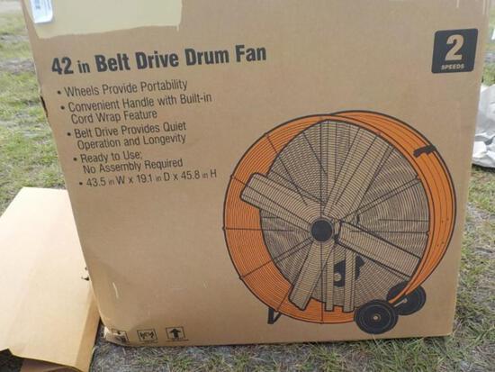 """42"""" Barrel Fan"""