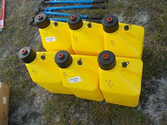 5 Gallon Utility Jug - Assorted Colours