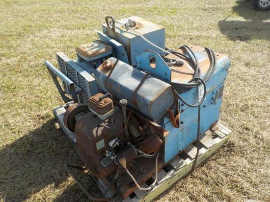 Welder & Hydraulic Power Unit