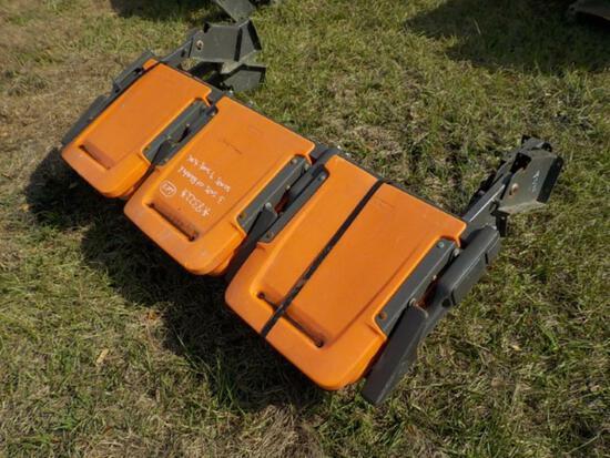 Bleacher Seats (9 of)
