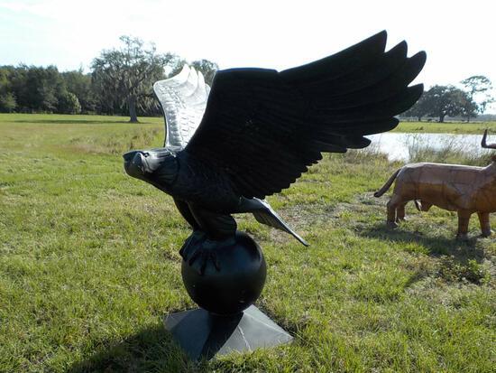 8' Aluminum Eagle